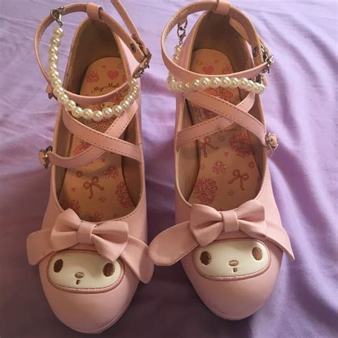 usa shipping  melody heels shoes lace market