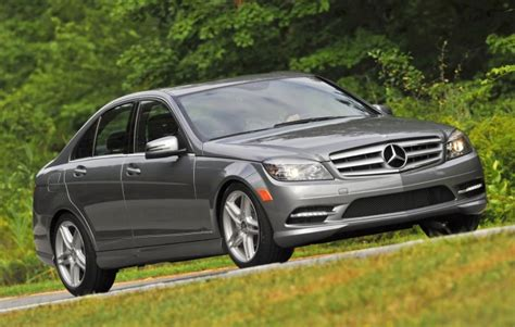 Mercedes C300 Recall by Mercedes Recall Affects 252 867 Models The News Wheel
