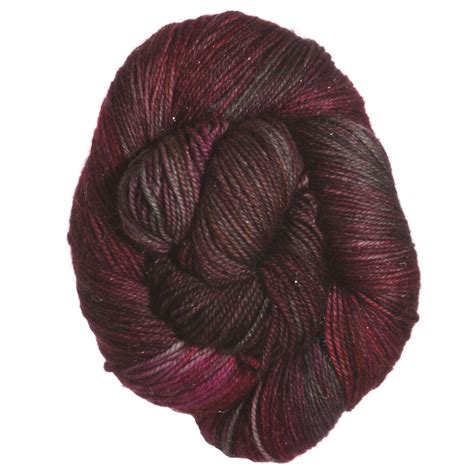 serenity garden yarn socks zen yarn garden serenity glitter sock yarn boysenberry project ideas at jimmy beans wool