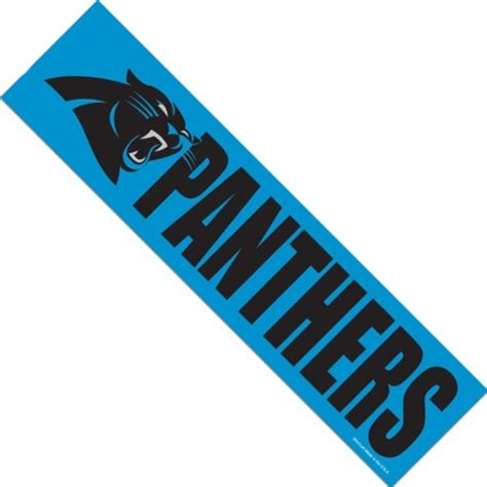 panthers colors nfl carolina panthers logo nfl football team color decal