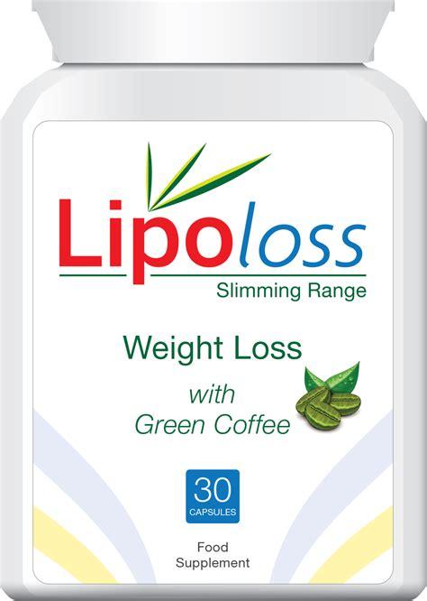 Coffee Weight Management lipoloss green coffee bean weight loss pill slimming