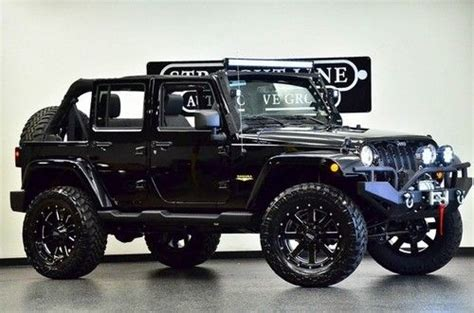 Jeep Wrangler Unlimited Rims Buy New 2013 Jeep Wrangler Unlimited Offroad Pkg