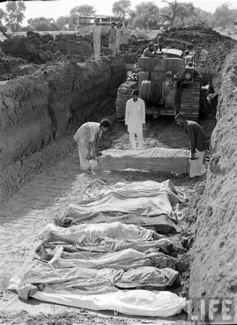 Shocking and Rare Images Of Indian Partition