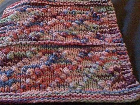 Knots Knitting On The Square - 27 best images about dish cloth patterns on