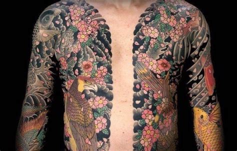 tattoo images japanese irezumi tebori and the history of the traditional