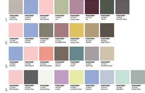 2016 best color palettes rose quartz and serenity how to decorate with pantone s