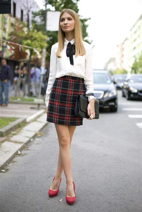 Winter Fashion Trends How To Wear Plaid by Gets Grungy Well Plaid Fashion Tag