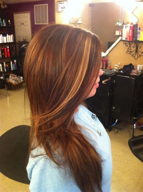 auburn hair with highlights and lowlights auburn hair with highlights and lowlights highlights in