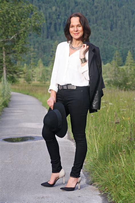 lade stile gastbloggerin of style neuer look mit fedora hut