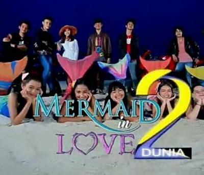 photo sinetron mermaid in love 2 dunia sinopsis foto dan nama para pemain sinetron mermaid in