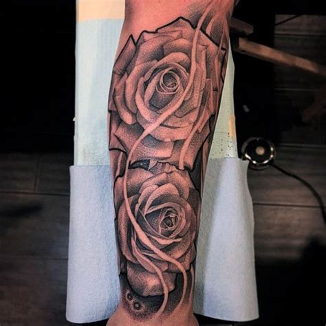 rose tattoo sleeve for men 17 best ideas about tattoos for on