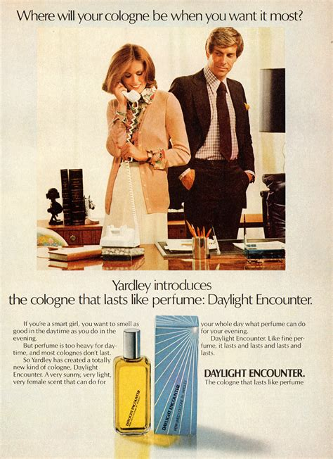 smells   yesterday vintage perfume advertising flashbak