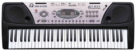 imagenes de teclados musicales korg teclado musical de 61 llaves 6108 teclado musical de