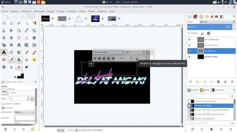gimp tutorial wallpaper gimp tutorial 80 s retrowave logo wallpaper youtube