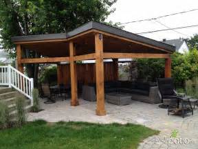 Patio Gazebo Gazebos Custom Build Garden Pavilions Pur Patio