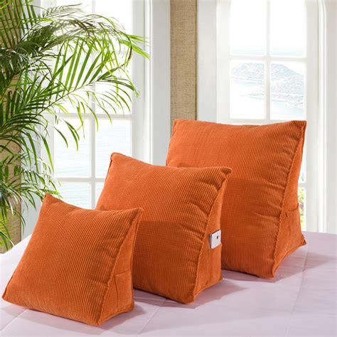 lumbar pillow for bed lumbar support cushion for sofa back huggar thesofa