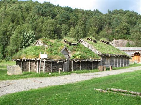 ancient vikings houses www pixshark images