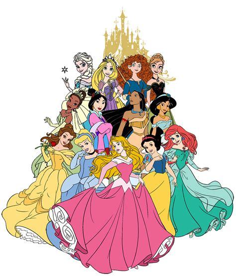 disney princess clipart disney castle clipart clipartion