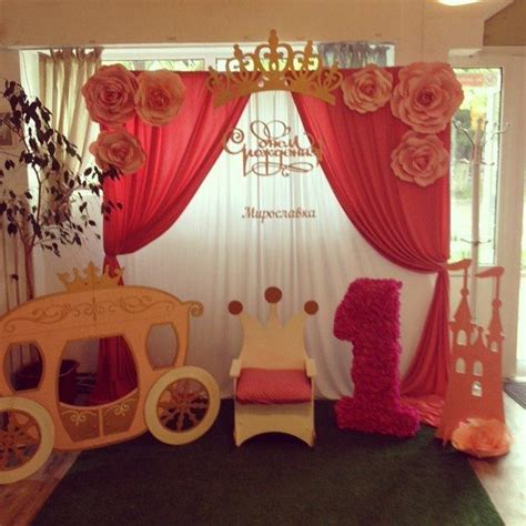 backdrop design birthday party 510 best decorations at a princess party images on