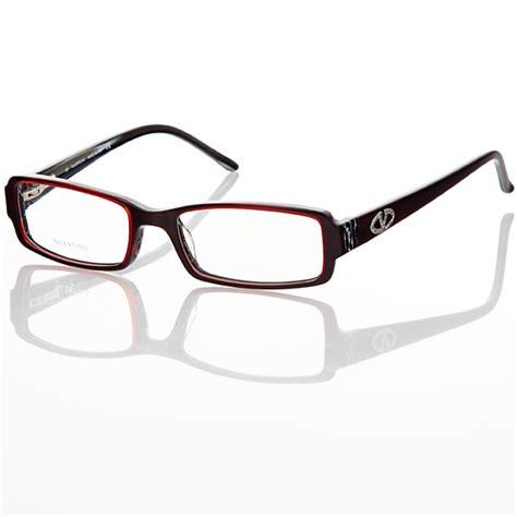 valentino s eyeglass frames