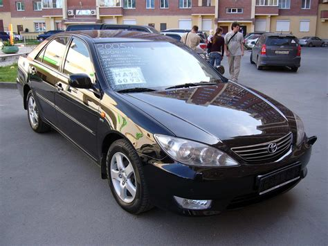 Toyota Camry 0 2005 Toyota Camry Pics 3 0 Gasoline Ff Automatic For Sale
