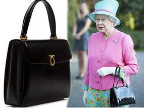 queen handbag the queen won t leave the palace without her launer