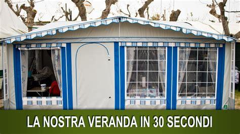 verande per roulotte usate veranda roulotte il montaggio in 30 secondi