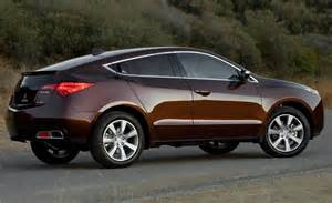 Zdx Acura 2010 Car And Driver