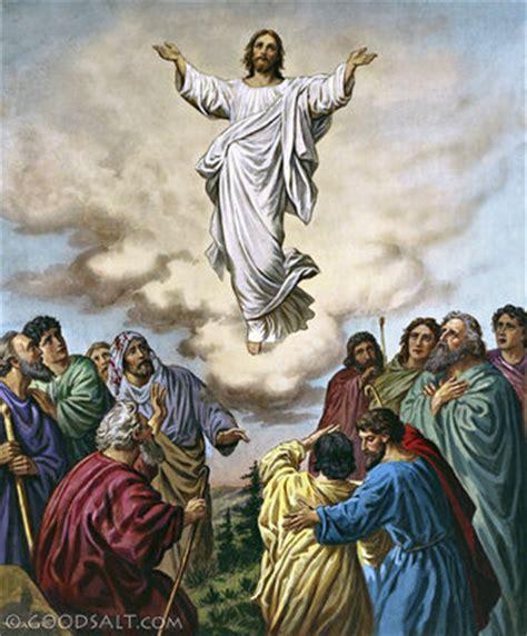 Alkitab Berkata Pergilah Kamu Ke Seluruh Dunia kenaikan tuhan yesus ke surga sang sabda