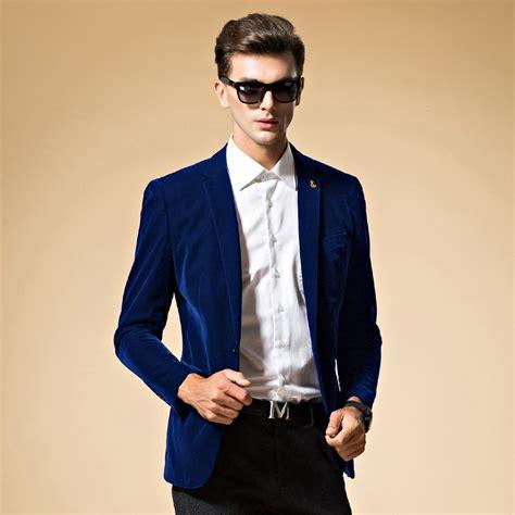 Korean Style Blazer Blazer Style Blazer mens blazer high quality suit jacket korean fashion velvet