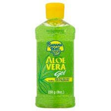 tattoo aftercare tesco banana boat aloe vera gel 230g groceries tesco groceries