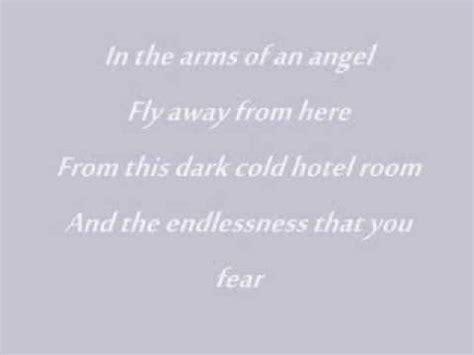 may you find some comfort here lyrics musics sarah mclachlan angel with lyrics playlist