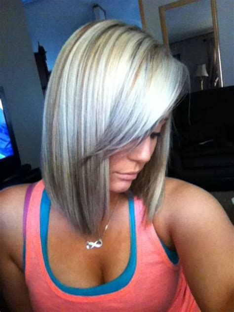 silver hair with blonde highlights bleached pictures of short bleach blonde hair with grey tips time 4 hair