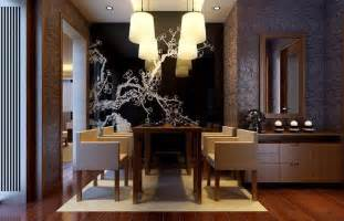 dining room good concept interior good looking wallpaper at center wall of elegant dining room