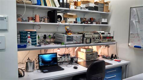 electronics work bench prof yves de deene department of engineering faculty