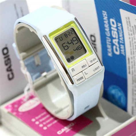 Jam Casio Baby G Lemon 2nd Ori jam tangan casio poptone ldf 50 wanita original