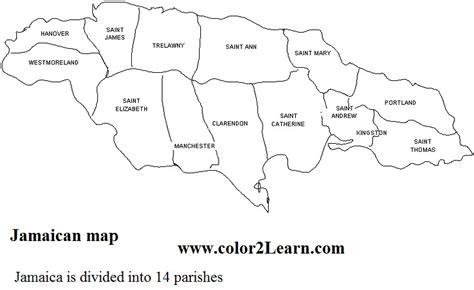 honduras map coloring page honduras map coloring page