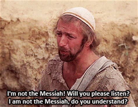 Life Of Brian Meme - my gifs film comedy graham chapman monty python terry