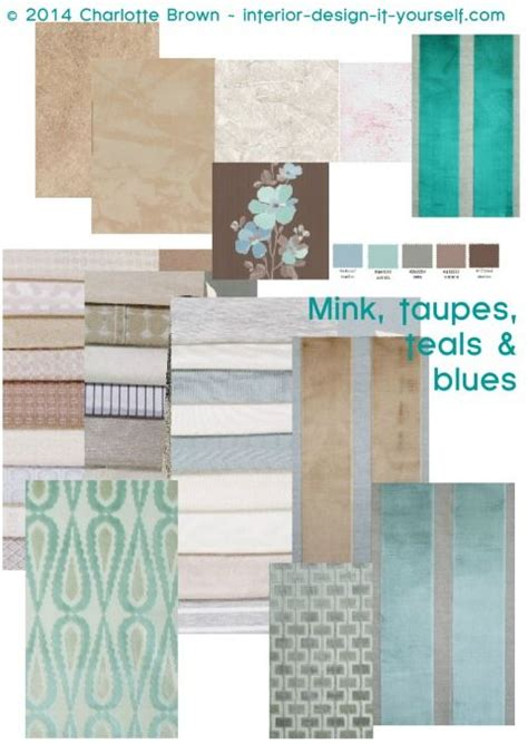 what colors go with taupe mink design family room