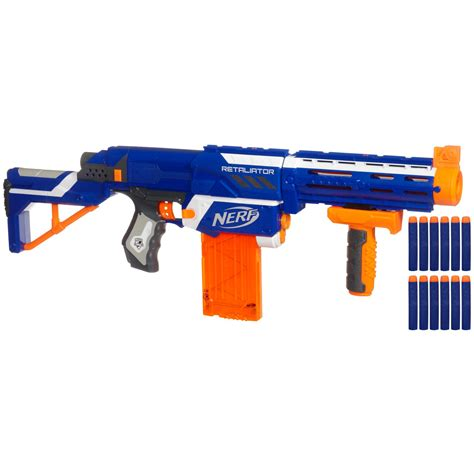 Amazon Nerf Guns | amazon com nerf n strike elite retaliator colors may