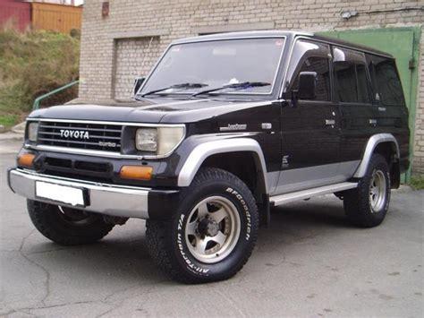 1992 Toyota Land Cruiser For Sale 1992 Toyota Land Cruiser Prado Pictures 2440cc Diesel