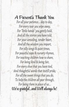 appreciation letter to nanny what a great gift for a daycare provider gifts for