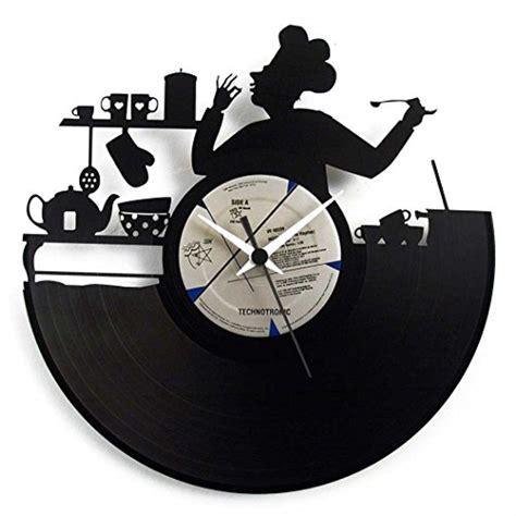 cornici per vinili orologio con disco in vinile originale intagliato web
