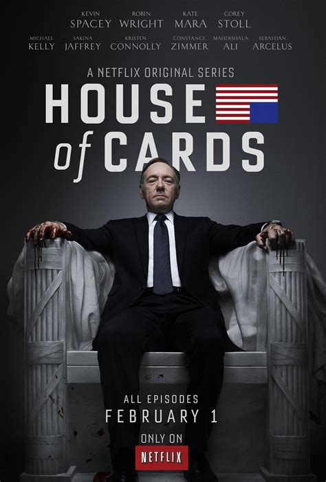 house of cards show mind blowing movie and tv show poster designs designcontest
