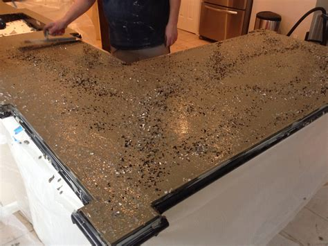 concrete countertop solutions forum hello about to get