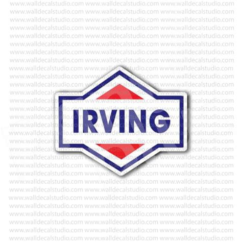 Irving Gas Gift Card - from 4 50 buy irving oil gas gasoline pump station sticker at print plus in stickers