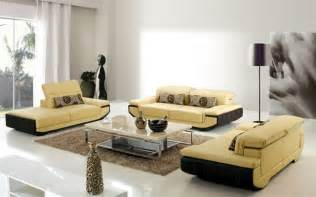 nowra contemporary leather sofa set modern living room