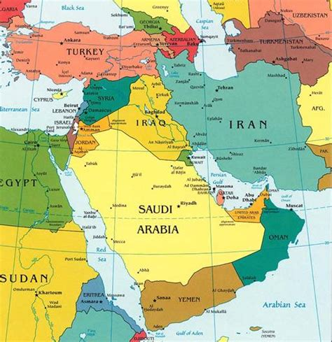 middle east map conflict armed conflict situations in the middle east global