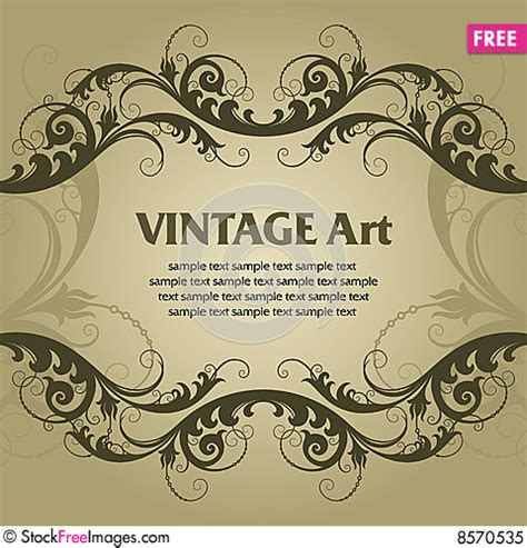 vintage sign templates free vintage template frame free stock photos images