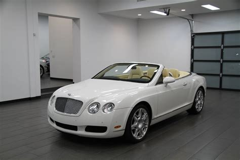 bentley gtc interior 2007 bentley continental gtc magnolia interior stock